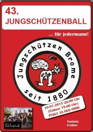 JUNGSCHÜTZENBALL 2015