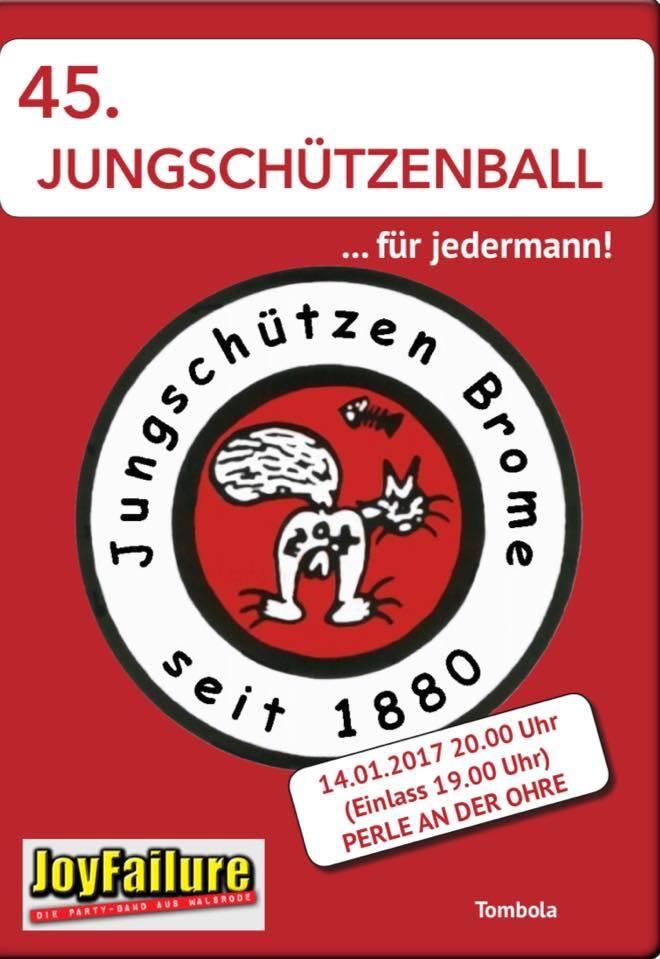 Jungschützenball 2017