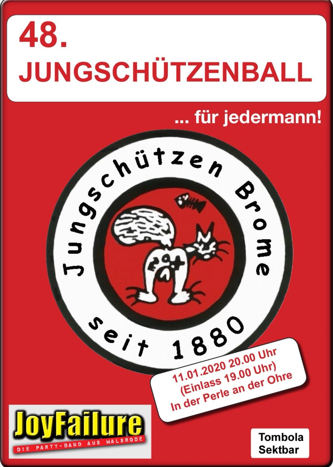 Jungschützenball 2020